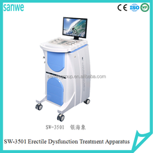 SW-3501 Male Sexual Dysfunction Machinel/ Andrology Erectile Dysfunction Machine / Premature Male Sexual Treatment Machine