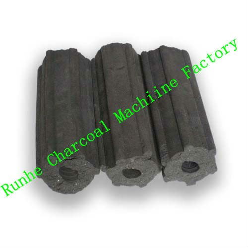 high burning rate and somkeless sawdust charcoal