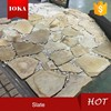 Honed Slate Stepping Stone For Sale