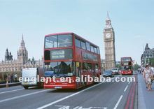 London monuments stretched Giclee prints Big Ben