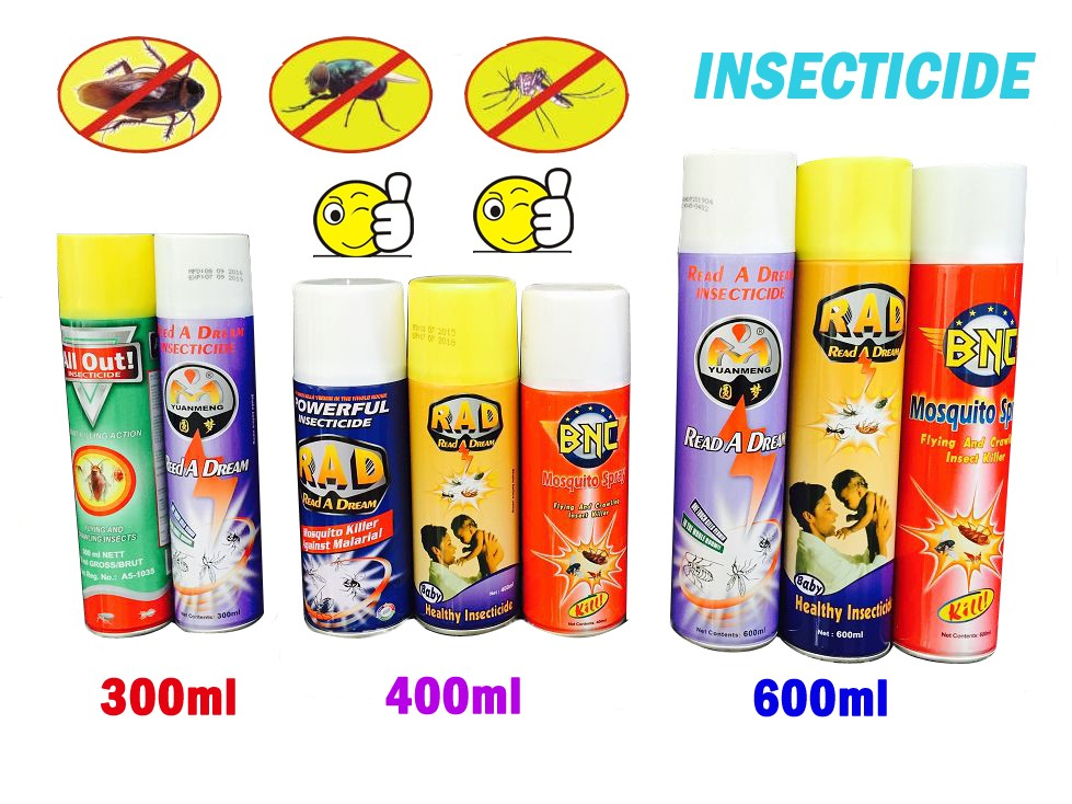 factory price fast effective read a dream bnc africa market pest control insecticide spray