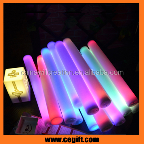 Made in china cheap electric glow sticks