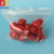 high quality Transparent Food Packaging Plastic Zipper Lock Bags