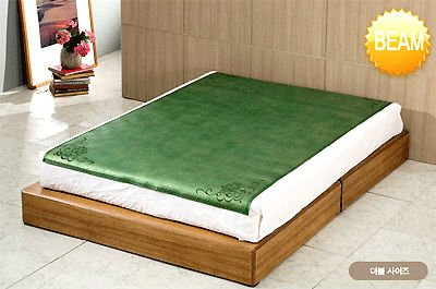 Far Infrared Mat for bed coated with Korean Amethyst gemstone