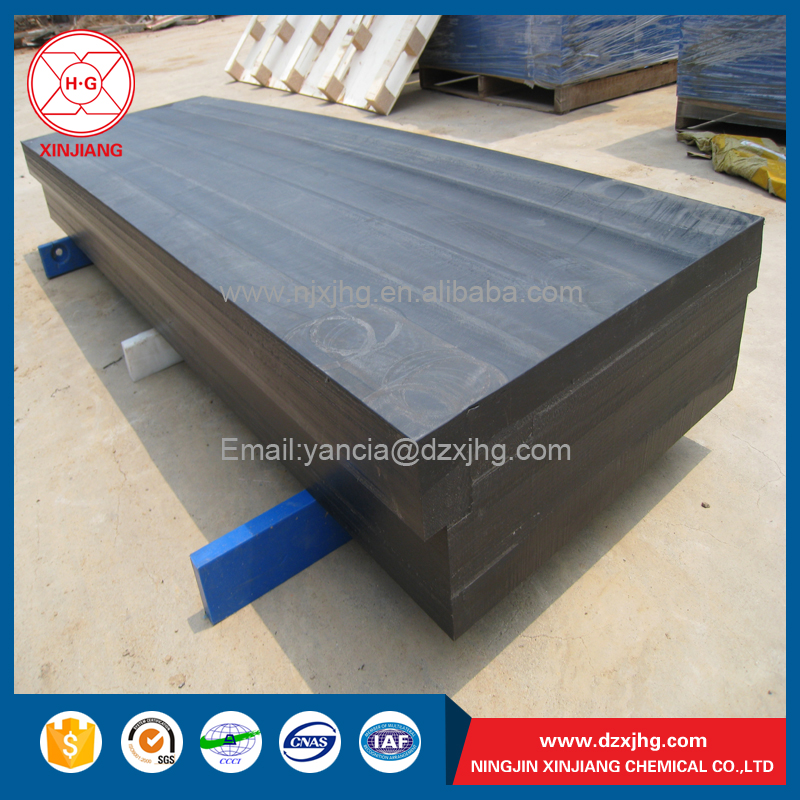 high performance 50mm thick Cheap price of polyethylene sheet