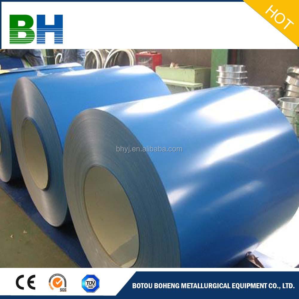 PPGI color coated prepainted steel sheet/coil/strip ASTM A653