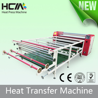 China factory automatic roller sublimation heat transfer machine