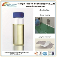 Bisphenol A epoxy resin curing accelerating agent (Curezol 2E4MZ)