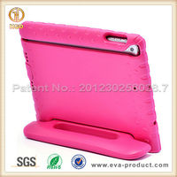 Kid friendly fashionable Folding Stand tablet case for ipad mini