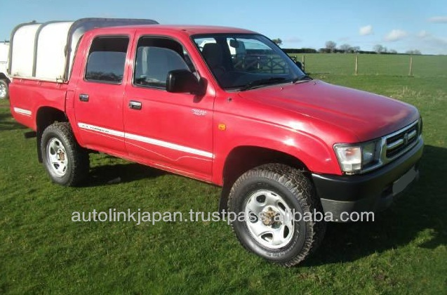 1998 Toyota Hilux 2.4 diesel double cab - 22454SL/R