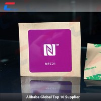Rewritable Ntag203 NFC Tag For Andriod NFC Phone