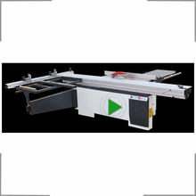 wood cutting tools precision panel saw with sliding table widely used for hardwood laminas