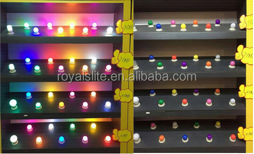 Hot new products for 2018 round bulb christmas light