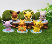 Action figure Pokemon Go Kids Gift little pokemon figure pvc pikachu action figure