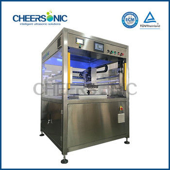 Ultrasonic food processing machine ultrasonic cake cutter machine