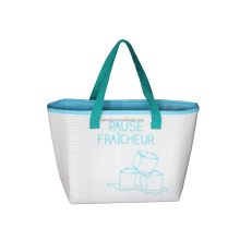 Promotional Handled Tote Bag Cotton Canvas Shopping Bag Cloth Carry Bag