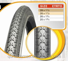 beaded-edge cycle tire, soft edge bicycle tire, soft edge tire