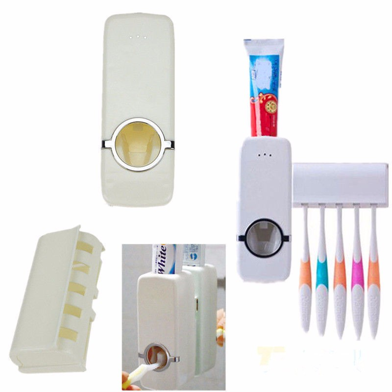 Manufactory Touch Me Automatic Toothpaste Dispenser
