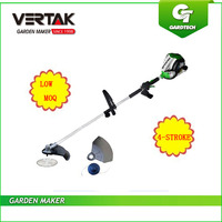 LOW MOQ 4 STROKE ENGINE 2 in 1 brush cutter and Nylon cutter , promotion air cooled brush cutter, 4 STROKE Nylon cutter