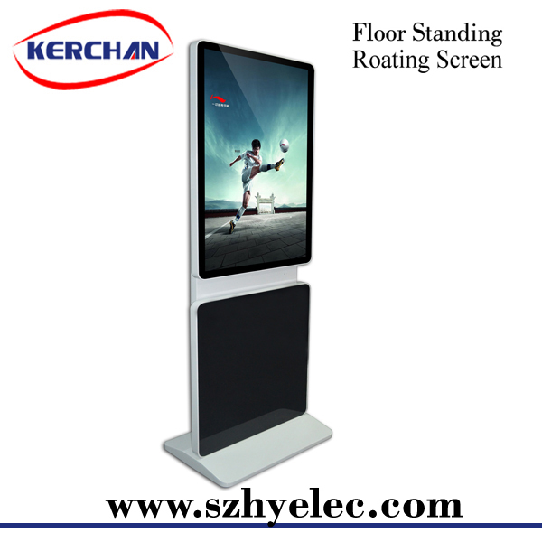 "Supermarket use 42"" cheap lcd wall mount pos touch screen time switch advertising producter"