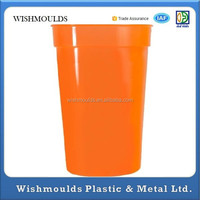 China custom plastic cups mould manufacturer