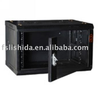 Steel Wall mounted network cabinets with lock