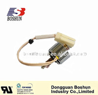 The BS-0812T Tubular Solenoid Latching Solenoid from Boshun China