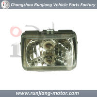China factory KEEWAY HORSE HEADLIGHT motorcycle spare parts