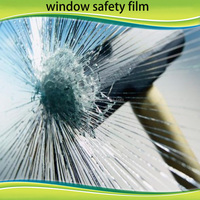 Wholesale Similar to 3M quality Safety Security Window Film Anti-shatter Car Window Tint Film