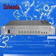 PA Amplifier / Public Broadcasting Amplifier / Professional Public Address System