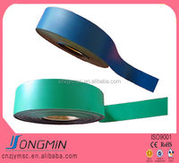 strong adhesive flexible rubber magnet strip made in china
