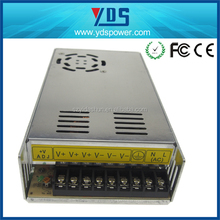 Factory price!!!!300W 18V 16.7A Switching Power Supply Current Control Charger LED CCTV 12v 48v dual output switch power supply
