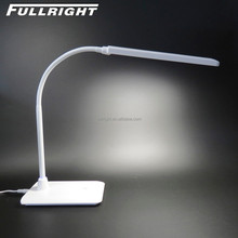 modern Dimmable table lamp rechargeable desk led lamp wireless desk lamp