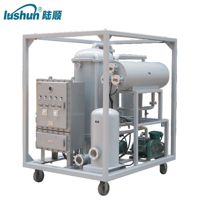 BZL Explosion-Proof Vacuum Used Oil Purification Machinery made in China