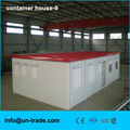 Prefab accommodation container house