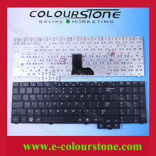 Replacement Laptop US version Keyboard For Samsung R530 R540 R523