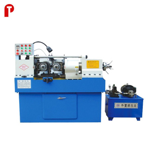 High speed standard cold used making steel bar rod threading rolling machine