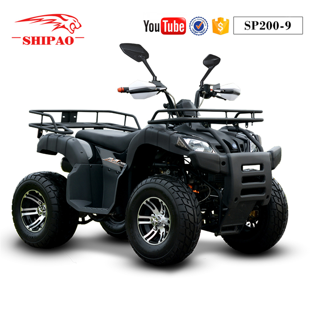 SP200-9 Shipao Rental business on road legal atv