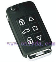 New B-e-n-z style 6 button remote blank for KD300 and KD900 to produce any model remote