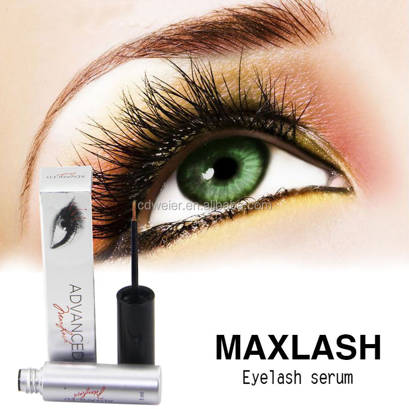 MAXLASH Natural Eyelash Growth Serum (remy eyelash extensions)