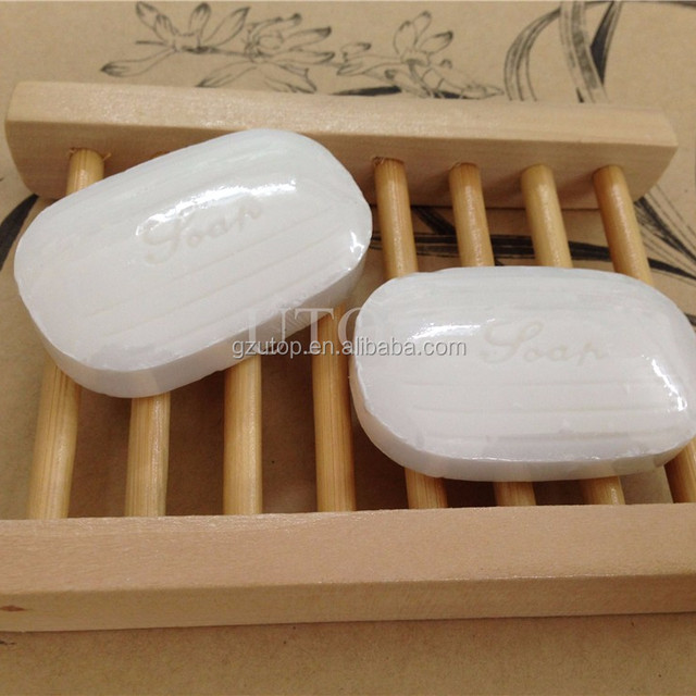 Hotel amenities famous soap with classic white bath soap