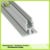 Hot sale aluminum extrusion materials casing from manufacturer