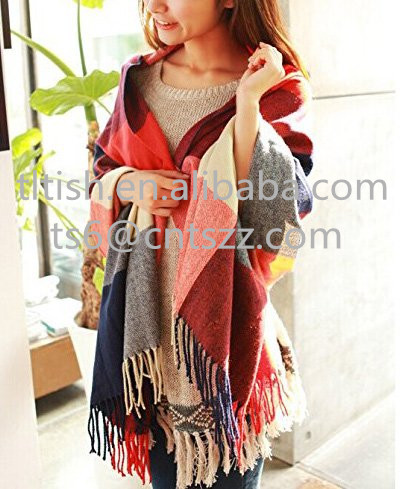 fashion top sale beautiful yashmagh red scarf and shawls