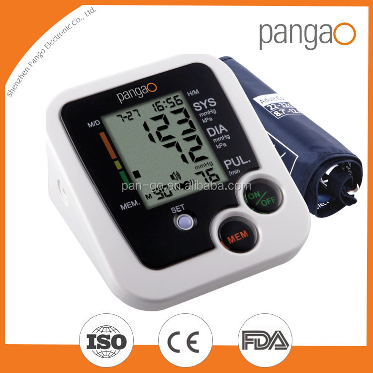 Alibaba supplier wholesales price of digital blood pressure meter