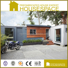 Well-designed Easy Installation Modern wood cladding container homes