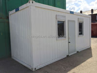 20FT X 8FT ANTI VANDAL PORTABLE OFFICE CONTAINER