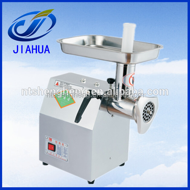 2016 Chicken and beef meat cutting machine