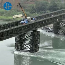 Factory direct cheap price high quality structural steel prefabricated bridge
