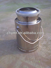 YST-20 Stainless steel milk cans for sale
