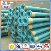 Prime Price Gas Pipe Plastic Coated Steel Pipe